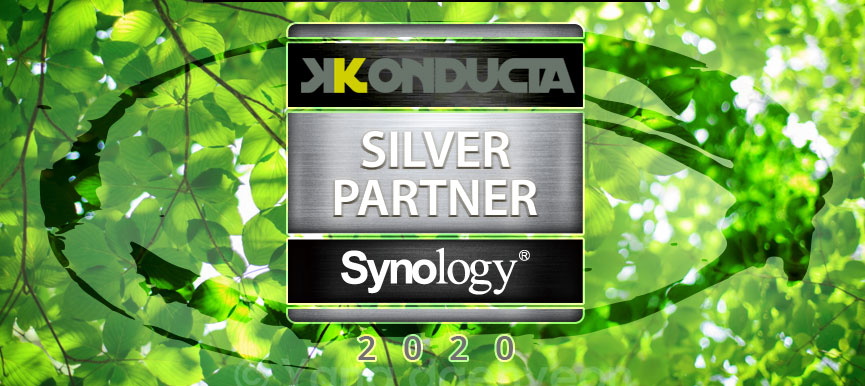Silver Partner Synology